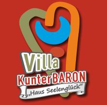 """Villa KunterBaron - """"Haus Seelenglück"""""""